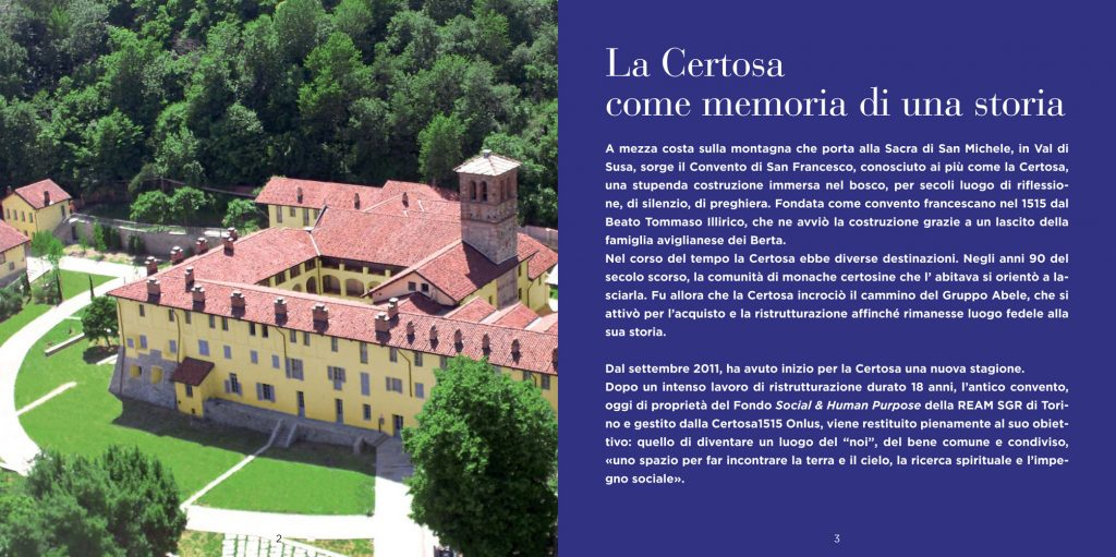 Gruppo Abele Certosa