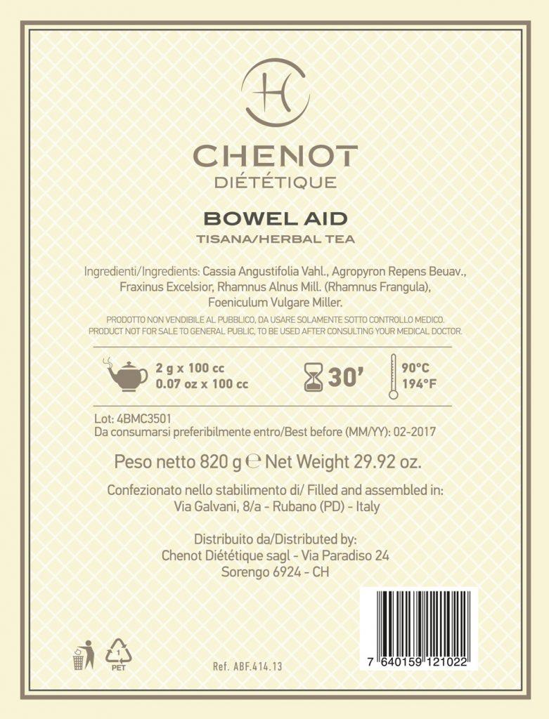Chenot Bowel Aid