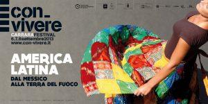 Con-vivere _ Carrarafestival _ Edizione 2013