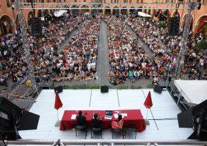Festivalfilosofia _ Piazza Giuseppe Garibaldi a Sassuolo