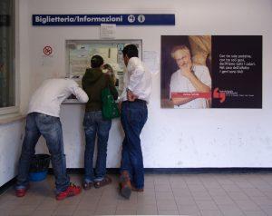 Festivalfilosofia _ Stazione ferroviaria di Sassuolo