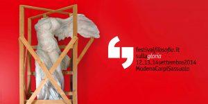 Festivalfilosofia sulla gloria _ Edizione 2014
