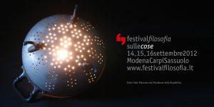 Festivalfilosofia sulle cose _ Edizione 2012