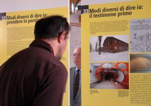 Fondazione ex Campo Fossoli _ Primo Levi _ Mostra documentaria _