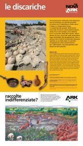 NoviArk _ Parco archeologico _ Pannelli esplicativi