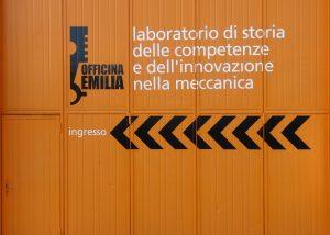 Officina Emilia _ Laboratorio di storia della meccanica