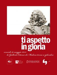 Ti aspetto in gloria _ Riapertura Galleria Estense di Modena